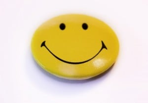 Smiley-geel