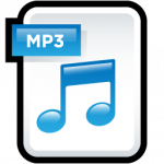 Pictogram audio mp3